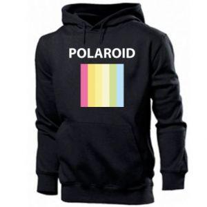 Męska bluza z kapturem Polaroid
