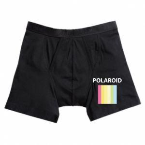 Bokserki męskie Polaroid