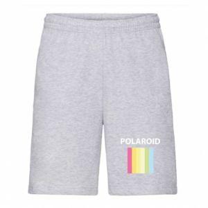 Męskie szorty Polaroid