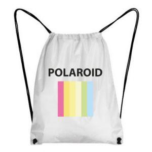Plecak-worek Polaroid