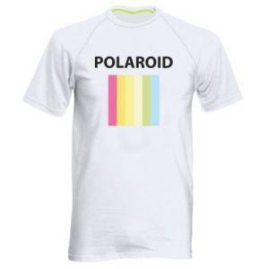 Męska koszulka sportowa Polaroid