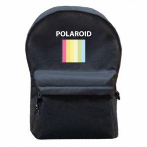 Plecak z przednią kieszenią Polaroid