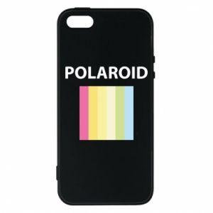 Etui na iPhone 5/5S/SE Polaroid
