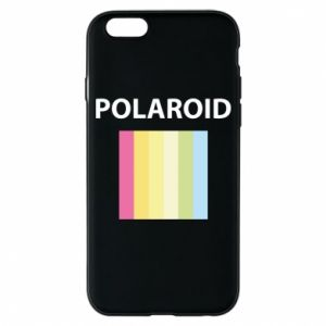 Etui na iPhone 6/6S Polaroid
