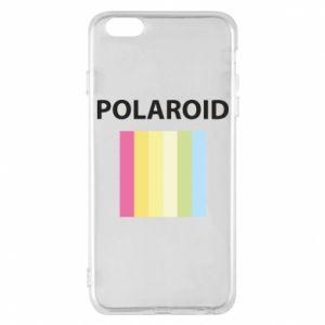 Etui na iPhone 6 Plus/6S Plus Polaroid