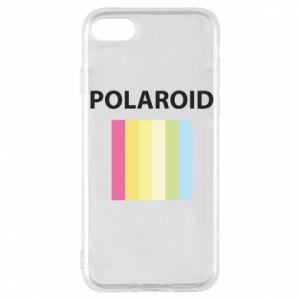 Etui na iPhone 7 Polaroid