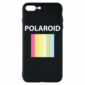 Etui na iPhone 7 Plus Polaroid