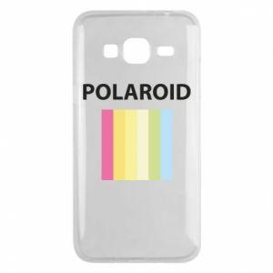 Etui na Samsung J3 2016 Polaroid