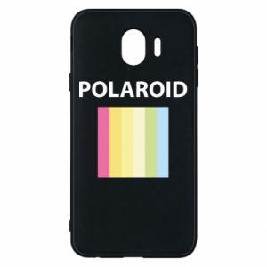Etui na Samsung J4 Polaroid