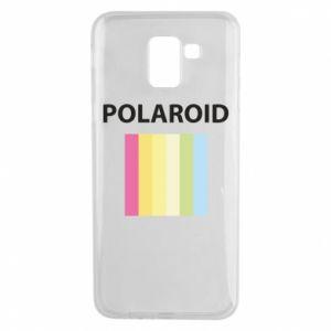 Etui na Samsung J6 Polaroid