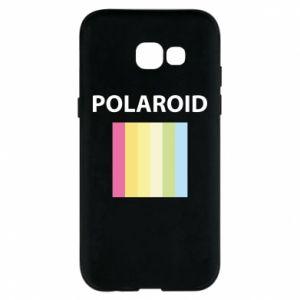 Etui na Samsung A5 2017 Polaroid