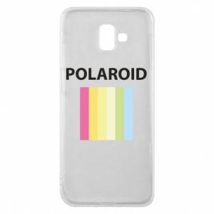 Etui na Samsung J6 Plus 2018 Polaroid