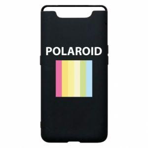 Etui na Samsung A80 Polaroid