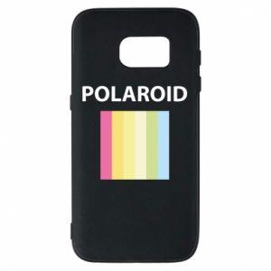 Etui na Samsung S7 Polaroid