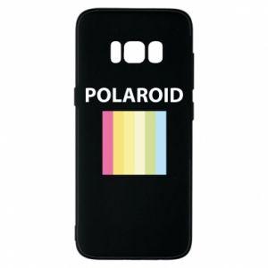Etui na Samsung S8 Polaroid