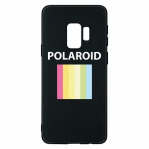Etui na Samsung S9 Polaroid