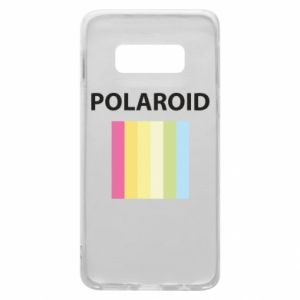 Etui na Samsung S10e Polaroid