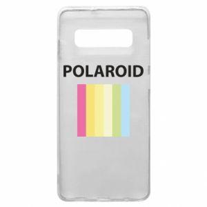 Etui na Samsung S10+ Polaroid