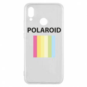 Etui na Huawei P20 Lite Polaroid