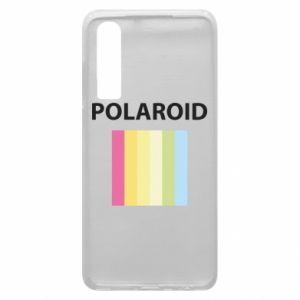 Etui na Huawei P30 Polaroid