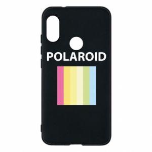 Etui na Mi A2 Lite Polaroid