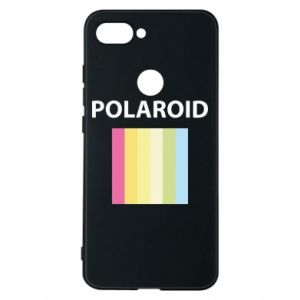 Etui na Xiaomi Mi8 Lite Polaroid