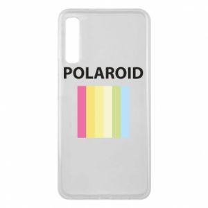 Etui na Samsung A7 2018 Polaroid