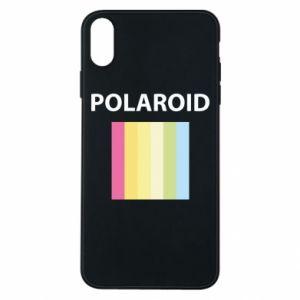 Etui na iPhone Xs Max Polaroid