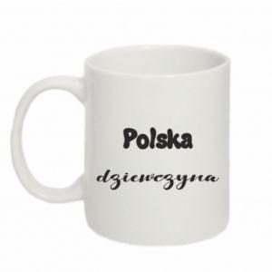 Kubek 330ml Polska Dziewczyna