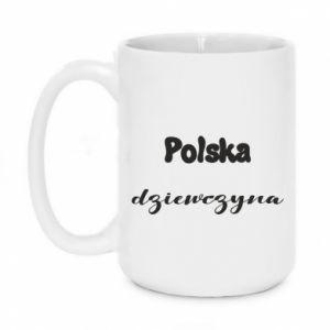 Kubek 450ml Polska Dziewczyna