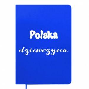 Notes Polska Dziewczyna
