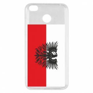 Xiaomi Redmi 4X Case Polish flag and coat of arms