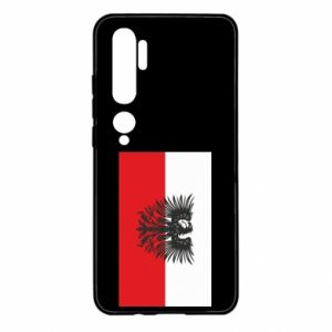 Xiaomi Mi Note 10 Case Polish flag and coat of arms
