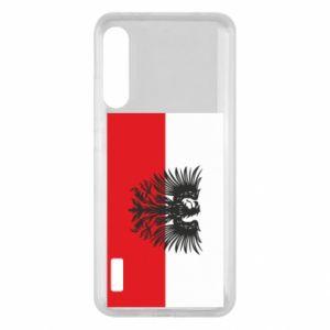 Xiaomi Mi A3 Case Polish flag and coat of arms