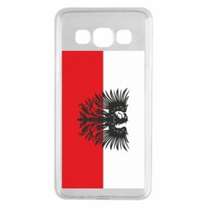 Samsung A3 2015 Case Polish flag and coat of arms