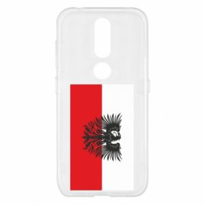 Nokia 4.2 Case Polish flag and coat of arms