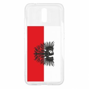 Nokia 2.3 Case Polish flag and coat of arms