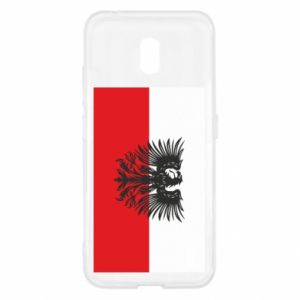 Nokia 2.2 Case Polish flag and coat of arms