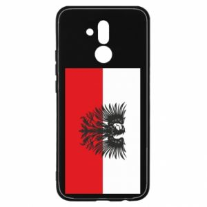 Huawei Mate 20Lite Case Polish flag and coat of arms