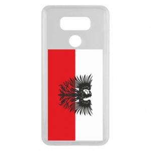 LG G6 Case Polish flag and coat of arms