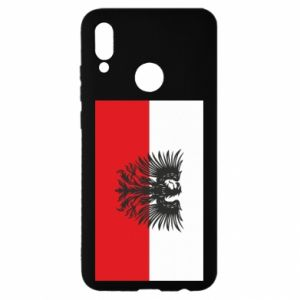 Huawei P Smart 2019 Case Polish flag and coat of arms
