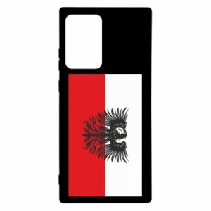 Samsung Note 20 Ultra Case Polish flag and coat of arms