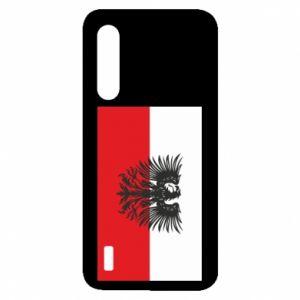 Xiaomi Mi9 Lite Case Polish flag and coat of arms