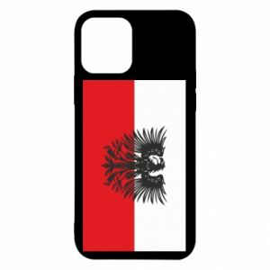 iPhone 12/12 Pro Case Polish flag and coat of arms