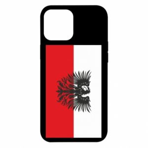 iPhone 12 Pro Max Case Polish flag and coat of arms