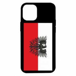 iPhone 12 Mini Case Polish flag and coat of arms