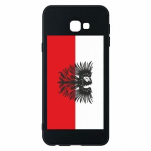 Phone case for Samsung J4 Plus 2018 Polish flag and coat of arms