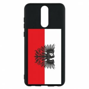 Huawei Mate 10 Lite Case Polish flag and coat of arms