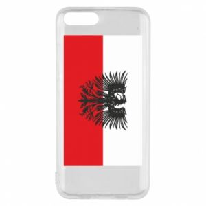 Phone case for Xiaomi Mi6 Polish flag and coat of arms