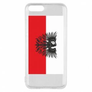 Xiaomi Mi6 Case Polish flag and coat of arms